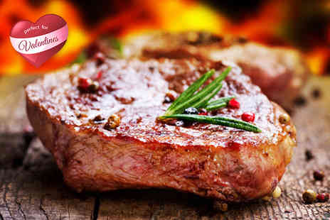 London Road Tavern - Three course Valentines meal including glass of Prosecco each  - Save 59%