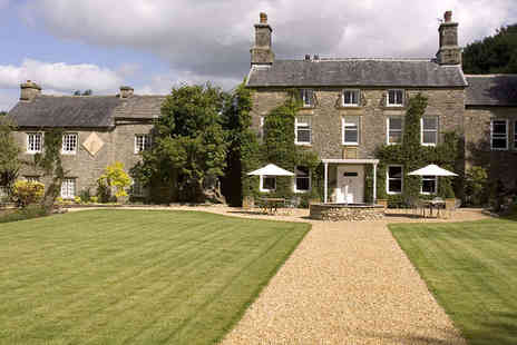 Hipping Hall - Overnight Stay for Two with Breakfast, Five Course Dinner, Toiletry Bag to Take Away and Late Checkout - Save 39%