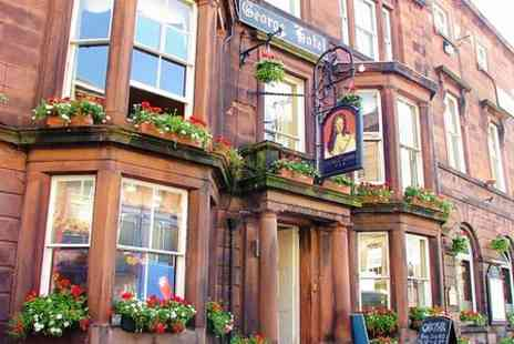 The George Hotel - One Night stay For Two With Breakfast Plus Dinner  - Save 52%