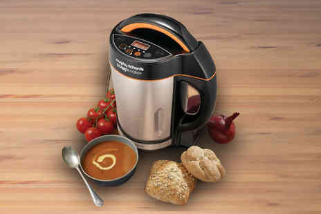 Something Great - Morphy Richards Soupmaker create healthy, warming dishes  - Save 55%