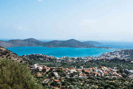 A1 Travel - Four night Crete Break with Return Flights - Save 52%