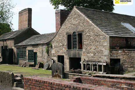 Abbeydale Industrial Hamlet - Museum Entry for Two Adults and Unlimited Children - Save 50%