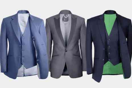 ASuitThatFits - Bespoke Tailored Handmade Suit  - Save 37%