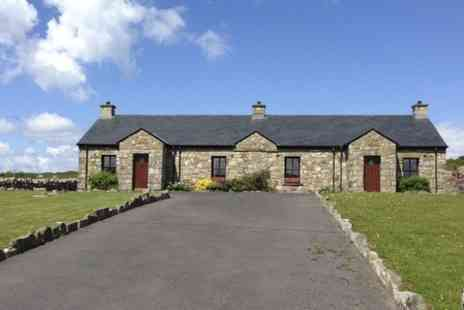 Creevy Experience - Three Night 4 Star Cottage Stay with Creevy Experience  - Save 44%