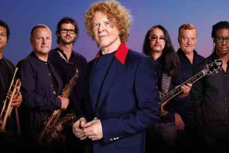 Kilimanjaro Live  - Tickets to Simply Red in Concert - Save 0%