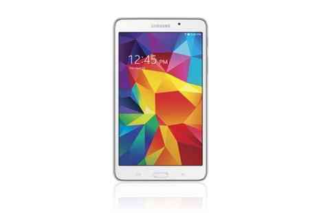 Photo Direct - Samsung Galaxy Tab 4 7 inch 8GB Quad Core With Samsung Case With Free Delivery  - Save 33%