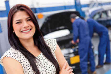 John Saint Automotive - Car MOT Test or 59 Point Service - Save 30%