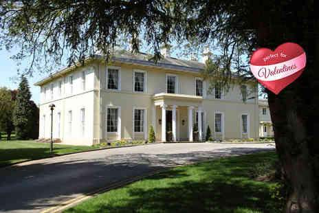 Eastwood Hall - One night stay for Two with a two course dinner, wine, breakfast and late check out  - Save 40%