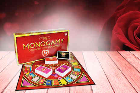 Morello Red - Monogamy A Hot Affair With Your Partner board game - Save 25%