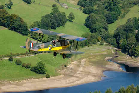 Blue Eye Aviation - WWII flying experience for one  - Save 54%