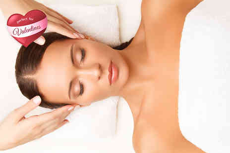 Neda Spa Hair & Beauty - Luxury pamper package including a facial, manicure and back scrub - Save 79%