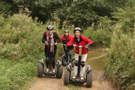 Everyman Racing - Off road Segway experience for One - Save 0%