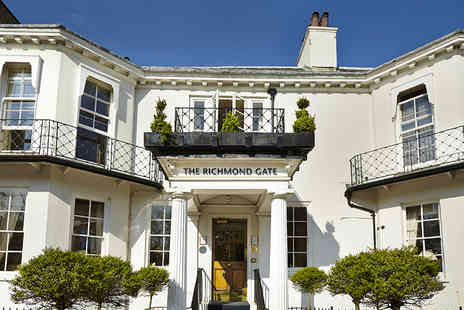 SHL Hotels - Richmond upon Thames Hotel Stay with Afternoon Tea for Two - Save 48%