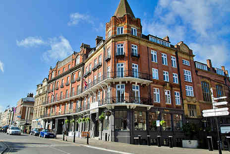 SHL Hotels - Stylish Windsor Getaway with Afternoon Tea for Two - Save 44%