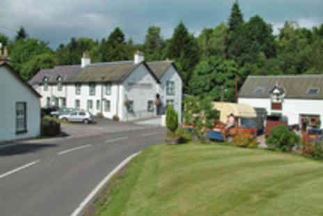 Bridge of Cally Hotel - Two Night Perthshire Getaway for Two - Save 58%