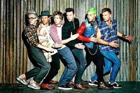 Live Nation - Tickets to McBusted, Live - Save 0%