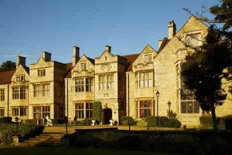 Redworth Hall Hotel - One Night stay  With Breakfast, Dinner, Bottle of Wine and Spa Access  - Save 0%