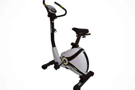 Games & Fitness - Lynx  or Cheetah PowerTech Exercise Bike, Free Delivery - Save 0%