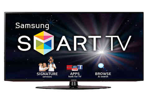 spice hot international - Samsung Ultra HD 40in Smart TV - Save 40%