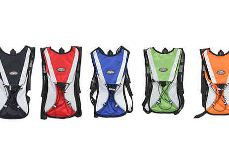 Unusual Giftz - Two Litre Hydration Backpack  - Save 57%