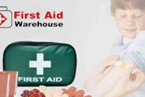 First Aid Warehouse - Assorted Family Plaster Pack - Save 71%