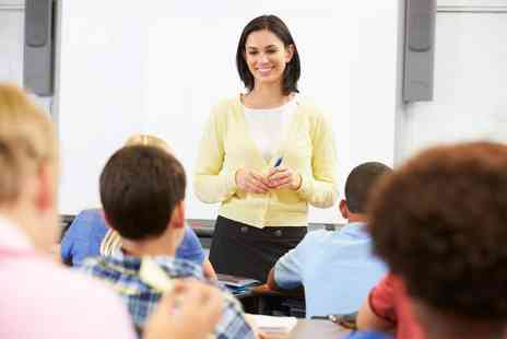 TEFL - Intensive TEFL weekend course & certification  - Save 71%