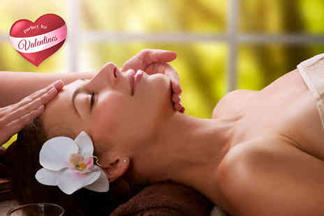 Simply Beautiful Hair and Beauty - Three treatment pamper package including wine, a facial, manicure and pedicure  - Save 49%