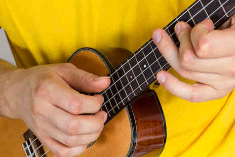 Music Learning Collective University - Online Ukulele Course for Beginners - Save 95%