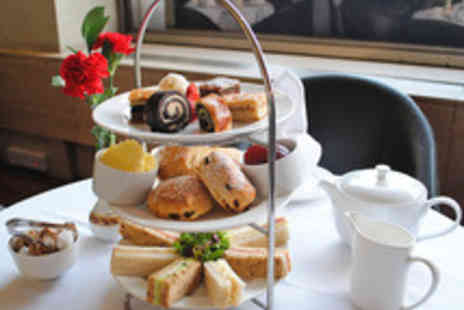 Danubius Hotel Regents Park - Luxury Regent's Park Afternoon Tea for Two - Save 68%