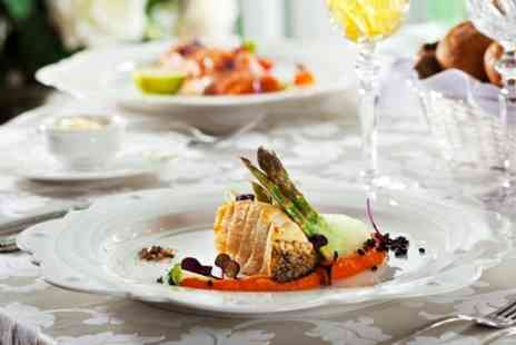 The Royal Horseguards - Valentines Day Tasting Menu For Two With a Bottle of Champagne  - Save 0%