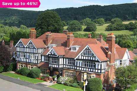 Colwall Park - Dine, Stay and Explore the Malverns - Save 46%