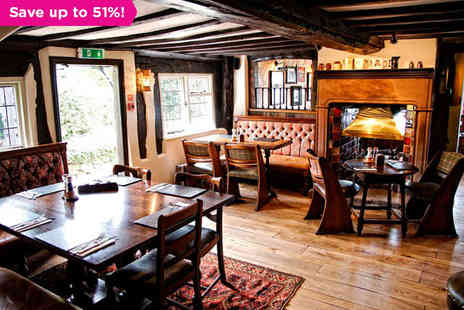 The Pheasant Inn - A Luxurious Inn Overlooking the Cheshire Plains - Save 51%