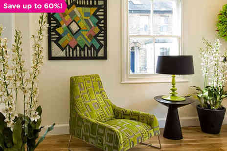 Ethos Hotel - A Boutique Haven in Learned Oxford - Save 60%