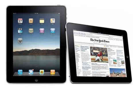 Electric Mania - Refurbished Apple iPad 64GB Wi-Fi & 3G - Save 0%