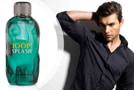 CRM Trading - Joop Splash Eau de Toilette Spray 40ml - Save 56%