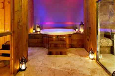 St Nicholas Spa Retreat - Spa Experience including Massage or Facial & Moroccan Tea - Save 38%