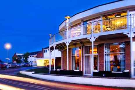 The Langstone Hotel -  Murder Mystery Evening with Dinner for 2 - Save 40%