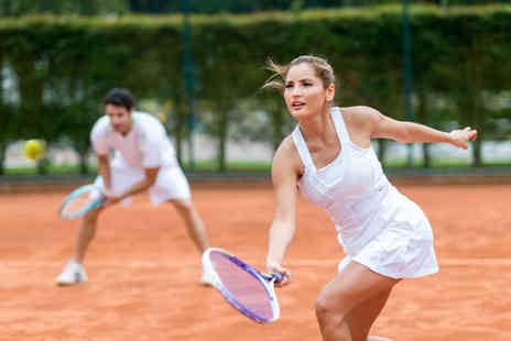 Tennis Fundamentals - Seven, Hour Long Adult or Child Tennis Lessons - Save 51%