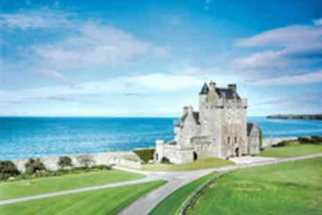 Amazing Venues - Five Star Luxury Scottish Castle Retreat with Dining Option - Save 56%