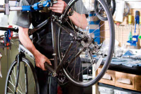 Kinning Cycles - Full Service for One Bicycle - Save 50%