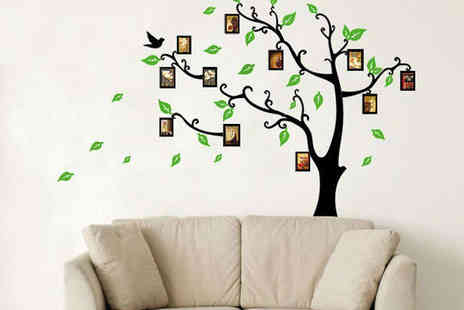 kissesandcreations - Choice of Kids Wall Sticker for Tree and Frames, Alphabet Tree, Animals and Butterflies, Monkey Tree Height Chart - Save 70%