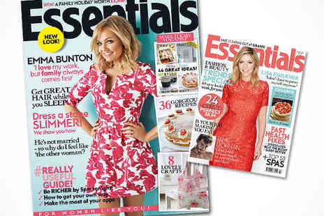 Essentials Magazine - Essentials Magazine, Delivery Included - Save 54%