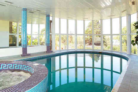 Melville Hall Hotel - Two Night Isle of Wight Spa Retreat for Two with Breakfast Daily, Three Course Dinner on First Evening, Use of Facilities, and £15 Spa Credit Per Person - Save 59%
