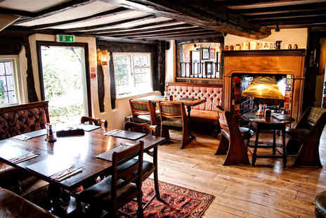 The Pheasant Inn - Overnight Cheshire Inn Stay for Two with Full English Breakfast, Bottle of Wine If Dining, and a Late 12 p.m. Checkout - Save 51%