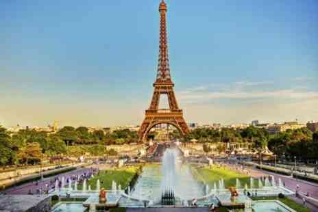 Premium Tours - Paris Day Trip Eurostar, Sightseeing and Lunch  - Save 25%