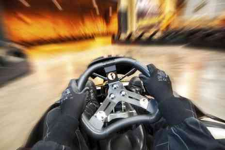 Absolutely Karting - Go Karting For One - Save 0%