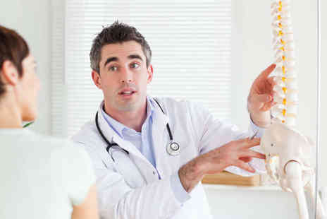 Mark Dulson Osteopathy - Osteopathy Consultation and Treatment - Save 82%