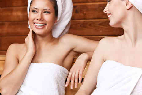 Royal Bath Hotel - Spa Day for Two People with a Choice of Treatment Each - Save 70%