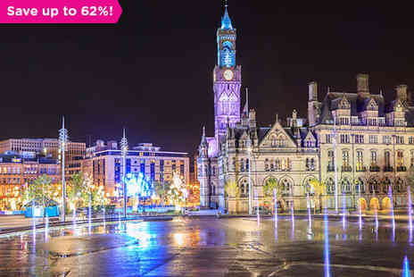 Campanile Hotel - Lights, Camera, Action in Vibrant Bradford - Save 62%