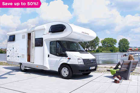 Isle of Wight Motor Homes - A Luxury Road Trip on The Isle of Wight - Save 50%